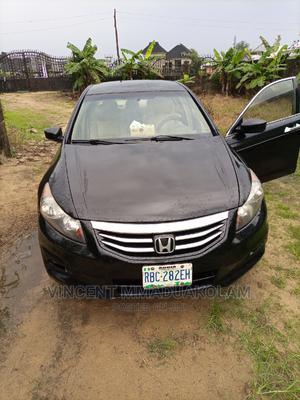 Honda Accord 2008 Black | Cars for sale in Bayelsa State, Yenagoa