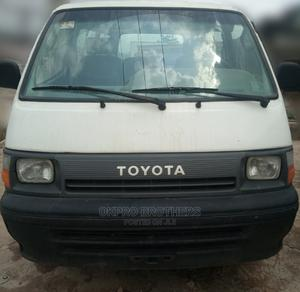 Toyota Hiace 2000 White | Buses & Microbuses for sale in Oyo State, Ibadan