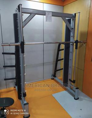 Commercial American Fitness Smith Machine   Sports Equipment for sale in Lagos State, Ajah