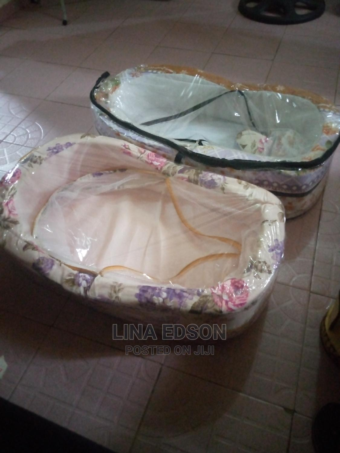 Archive: New Baby Bed Forsale With Net and Pillow