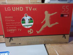 LG 55 Inches Smart. TV   TV & DVD Equipment for sale in Lagos State, Ejigbo