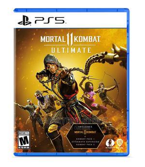 Mortal Kombat 11 Ultimate - Playstation 5 | Video Games for sale in Lagos State, Lekki