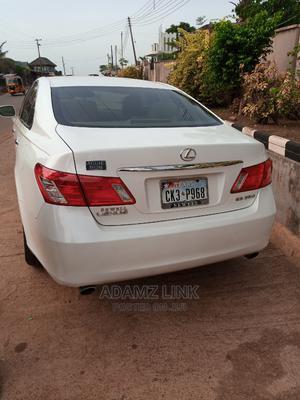 Lexus ES 2008 350 White | Cars for sale in Enugu State, Enugu