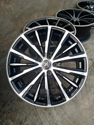 Quality Alloy Rims 18 Inch Size for Toyota Cars Jeeps   Vehicle Parts & Accessories for sale in Lagos State, Ajah