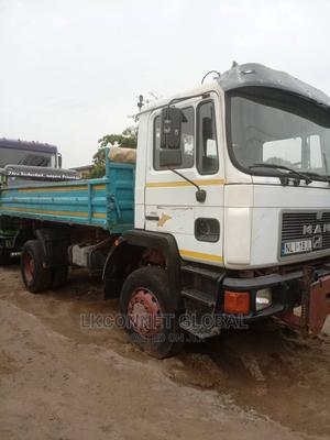 Newly Arrived Man Diesel Tipper With Auxiliary   Trucks & Trailers for sale in Lagos State, Apapa
