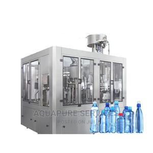 Bottle Water Filling and Packaging Machine for Sale   Manufacturing Equipment for sale in Rivers State, Port-Harcourt