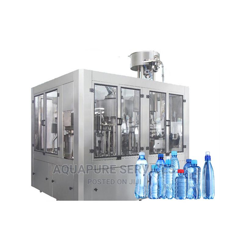 Bottle Water Filling and Packaging Machine for Sale
