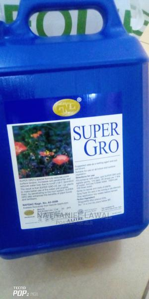 Super Gro an Organic Fertilizer | Feeds, Supplements & Seeds for sale in Abuja (FCT) State, Central Business District