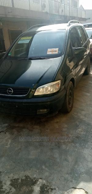 Opel Zafira 2002 Green | Cars for sale in Lagos State, Ikeja