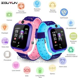 Kids Tracker Smart Phone Watch   Smart Watches & Trackers for sale in Lagos State, Ojo