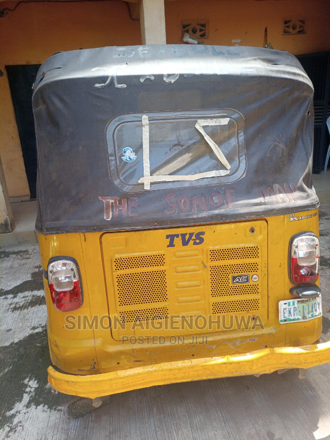 TVS Apache 180 RTR 2018 Yellow | Motorcycles & Scooters for sale in Benin City, Edo State, Nigeria