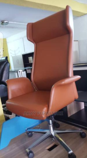 High Back Executive Swivel Office Chair | Furniture for sale in Lagos State, Ikorodu