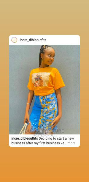 Incredible Lurid Skirt | Clothing for sale in Delta State, Oshimili South