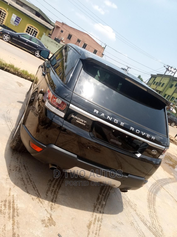 Archive: Land Rover Range Rover Sport 2014 Black