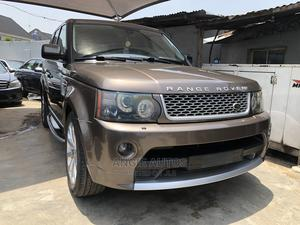 Land Rover Range Rover Sport 2010 Brown   Cars for sale in Lagos State, Ikeja