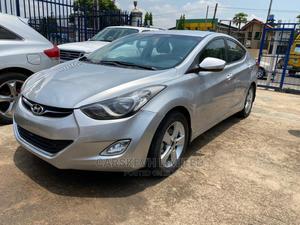 Hyundai Elantra 2013 Silver   Cars for sale in Lagos State, Ikeja