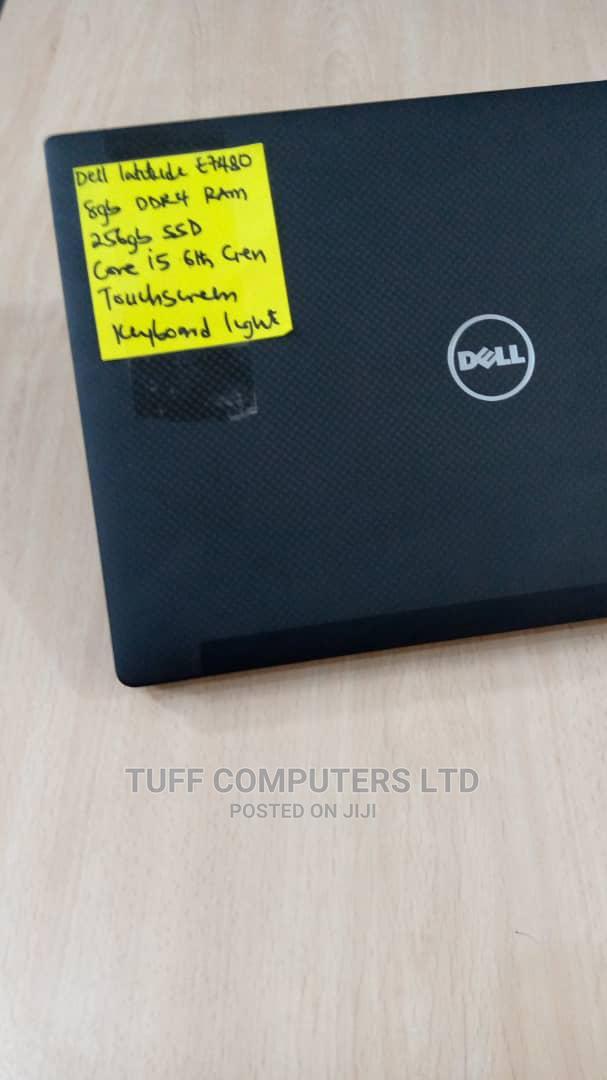 Archive: Laptop Dell Latitude 7480 8GB Intel Core I5 SSD 256GB