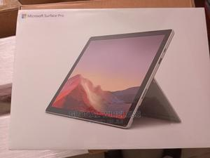 New Microsoft Surface Pro 256 GB Silver   Tablets for sale in Lagos State, Ikeja
