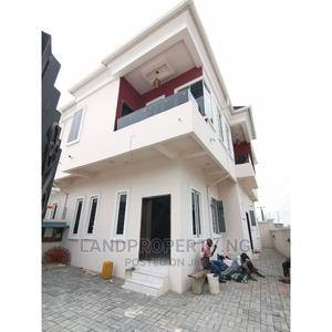 Newly Built 4 Bedroom Semi Detached Duplex Finished + BQ | Houses & Apartments For Sale for sale in Lekki, Ologolo