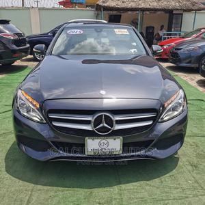 Mercedes-Benz C300 2015 Gray   Cars for sale in Lagos State, Ilupeju