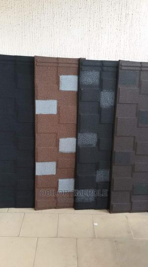 Stone Coated Roof Tiles | Building Materials for sale in Lagos State, Alimosho