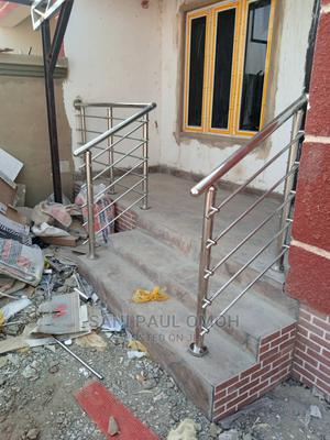 304 Turkey Handrail | Building Materials for sale in Abuja (FCT) State, Lugbe District