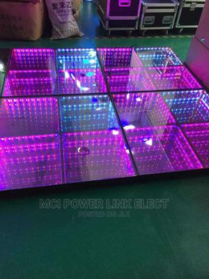 Stage Light, Mirror Disco Floor, 3D Dance Floor Light RGB   Stage Lighting & Effects for sale in Lagos State, Yaba