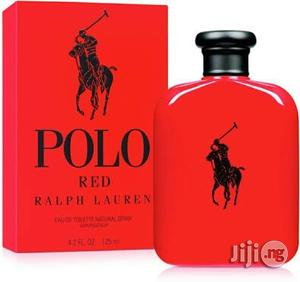 Polo Red Designer Perfume | Fragrance for sale in Lagos State