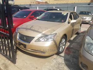 Lexus ES 2008 350 Gold | Cars for sale in Lagos State, Amuwo-Odofin