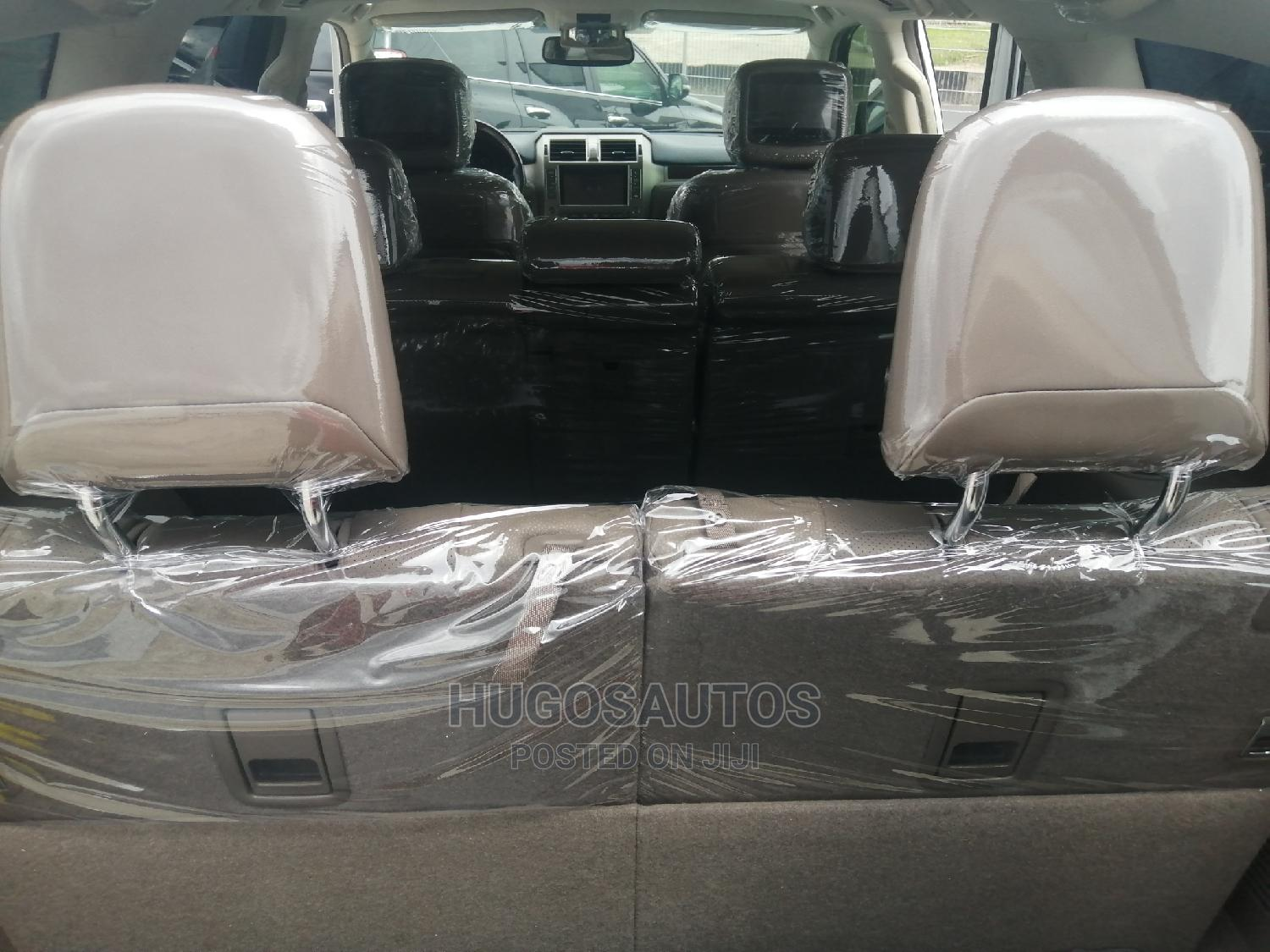 Lexus GX 2014 460 Luxury White   Cars for sale in Port-Harcourt, Rivers State, Nigeria