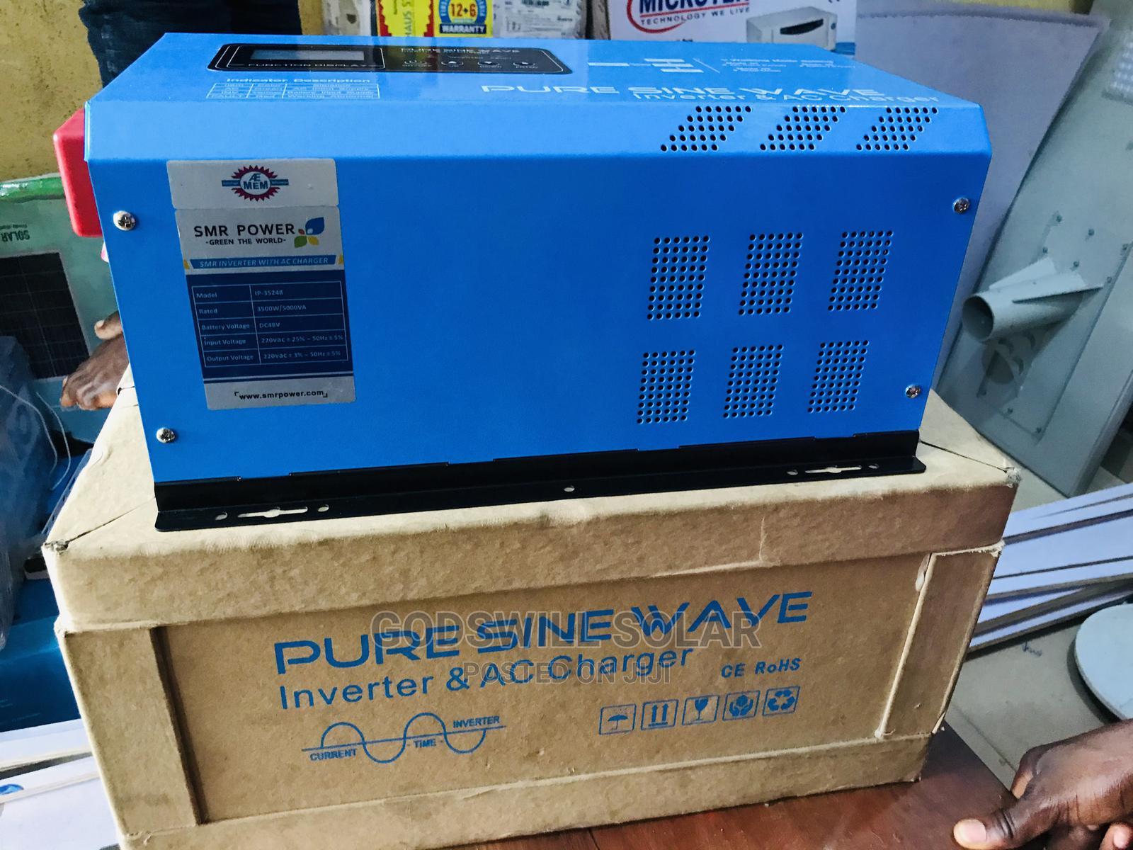 5kva 48v Pure Sine Wave Inverter   Solar Energy for sale in Ikeja, Lagos State, Nigeria