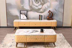 Luxury TV Stand and Table   Furniture for sale in Lagos State, Ikeja