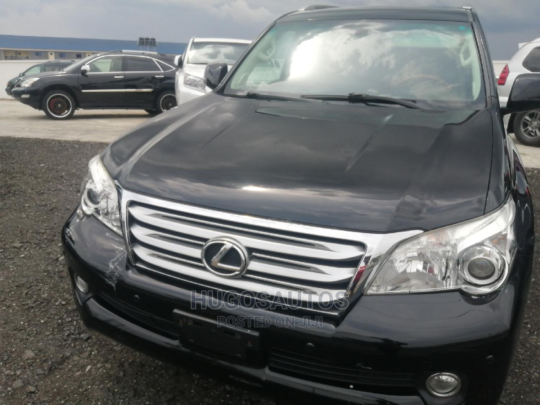 Lexus GX 2012 460 Premium Black   Cars for sale in Port-Harcourt, Rivers State, Nigeria