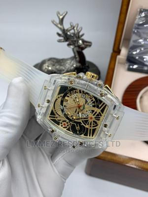 White Hublot   Watches for sale in Lagos State, Surulere