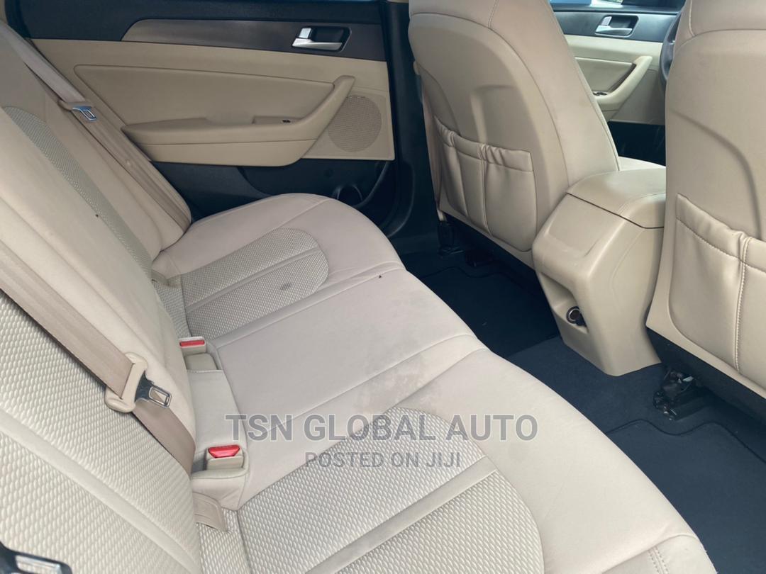 Hyundai Sonata 2016 White | Cars for sale in Lekki, Lagos State, Nigeria