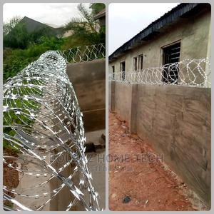 Security Fence-Wire; Razor Wire and Electric Fence-Wire   Building Materials for sale in Oyo State, Ibadan
