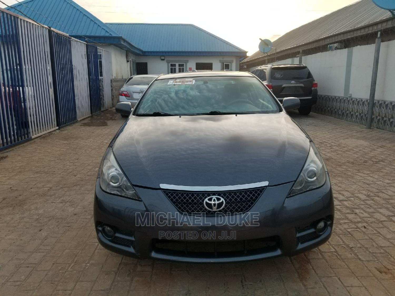 Toyota Solara 2007 Gray   Cars for sale in Surulere, Lagos State, Nigeria