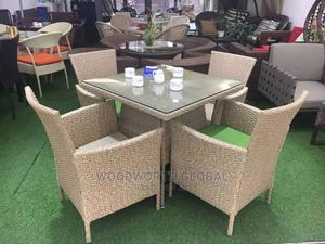 Restaurant Chair and Table Set   Furniture for sale in Lagos State, Amuwo-Odofin