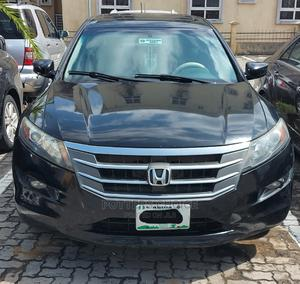 Honda Accord CrossTour 2011 EX-L Black   Cars for sale in Lagos State, Ajah