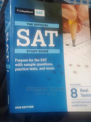 The Official SAT Study Guide   Books & Games for sale in Ondo State, Akure