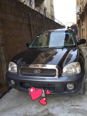 Hyundai Santa Fe 2005 Black | Cars for sale in Lagos State, Amuwo-Odofin