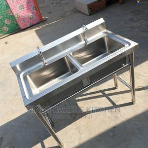 Double Sink | Restaurant & Catering Equipment for sale in Lagos State, Lekki