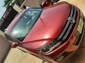 Volkswagen Tiguan 2014 Red   Cars for sale in Lagos State, Abule Egba