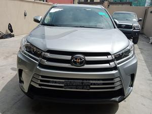Toyota Highlander 2018 Silver   Cars for sale in Lagos State, Surulere