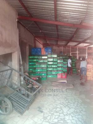 Large Warehouse With Toilet at Isheri Magodo Phase 1 Road | Houses & Apartments For Rent for sale in Magodo, GRA Phase 1