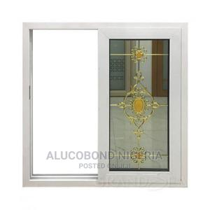 Aluminum Windows With Flower Designs   Windows for sale in Lagos State, Agege