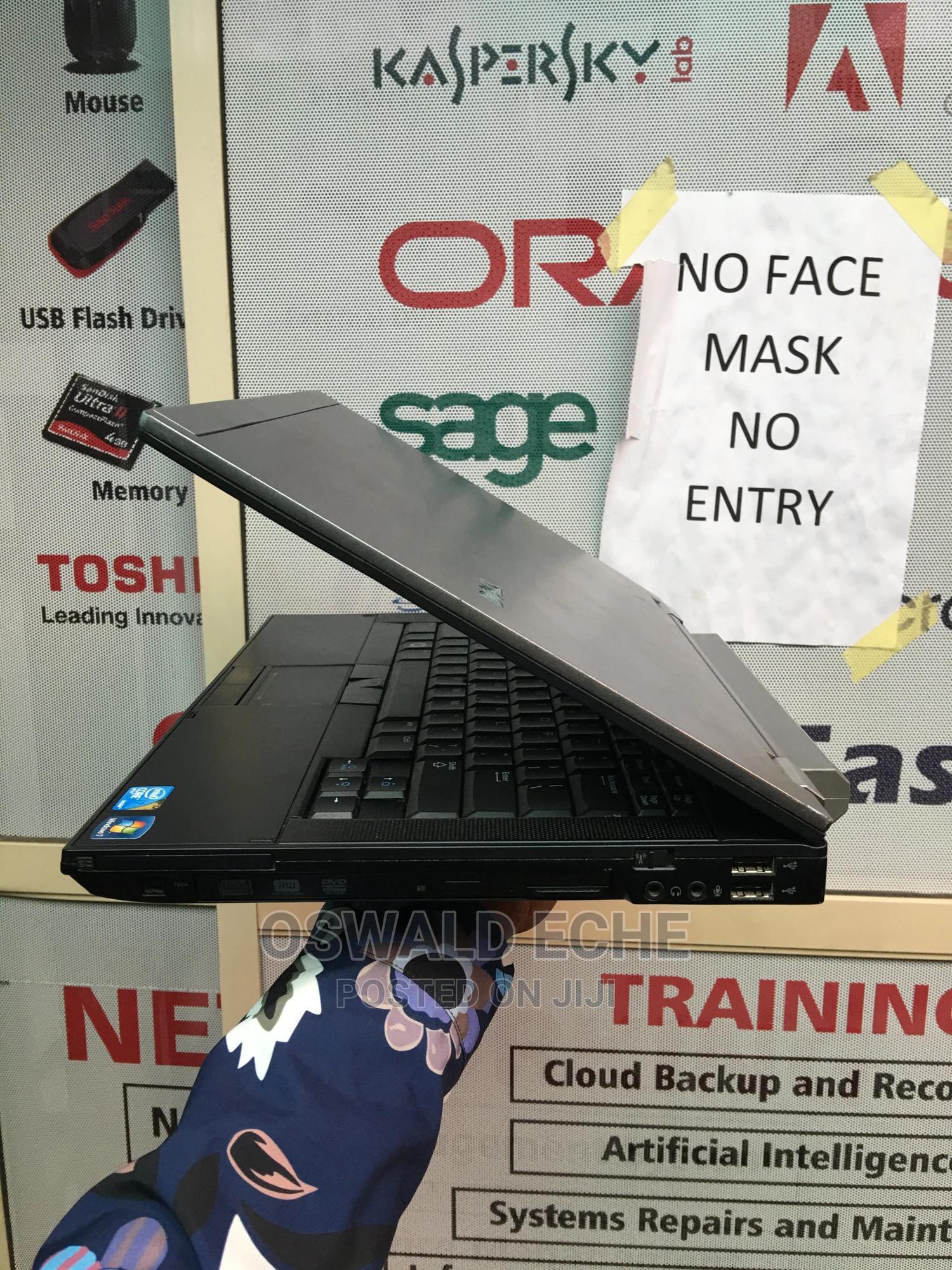 Laptop Dell Latitude E6410 4GB Intel Core I7 HDD 500GB