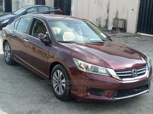 Honda Accord 2014 Red   Cars for sale in Lagos State, Amuwo-Odofin