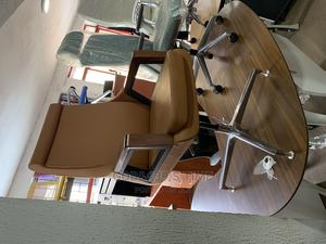 Executive Pure Italian Leather Director Office Chair   Furniture for sale in Lagos State, Ojo