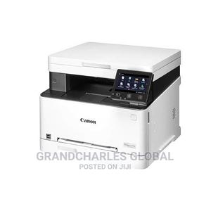 Canon (3 in 1) Colour Wireless Laser Printer Mf641cw   Printers & Scanners for sale in Abuja (FCT) State, Wuse